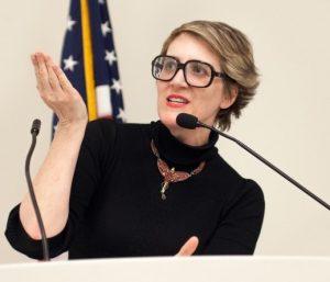 Rosalind Helfand Speaking